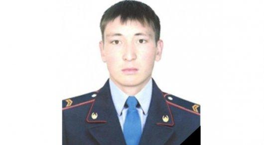 Скончался очередной полицейский, пострадавший при стрельбе вАлматы