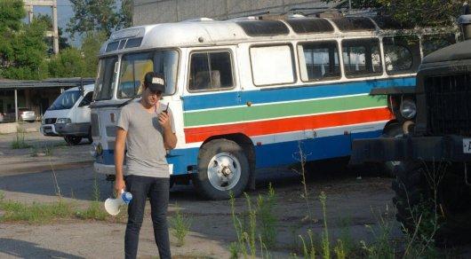 Съемки фильма ужасов про каннибалов начались в Алматы