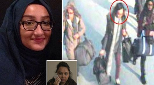 ВСирии погибла британская школьница, которая хотела присоединиться к«Исламскому государству»