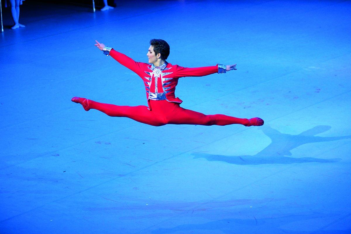 Международный конкурс артистов балета в сеуле