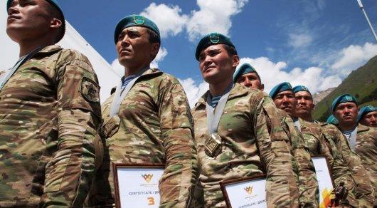 Русские военнослужащие стали победителями конкурса «Эльбрусское кольцо»