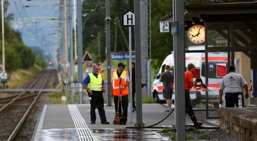 Милиция Швейцарии несчитает нападение впоезде актом терроризма