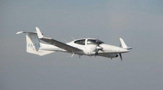 Двое погибли при крушении учебного самолета вТурции