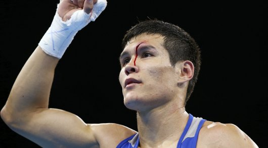 Елеусинов назвал шрам на лбу памятью о победе на Олимпиаде