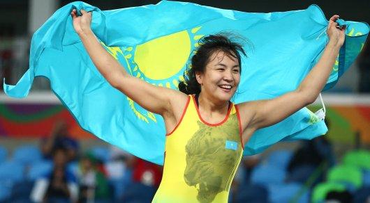 Олимпиада в Рио стала рекордной для Казахстана по количеству медалей