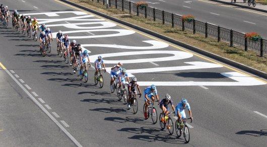 В Алматы пройдет велогонка Tour Of World Class