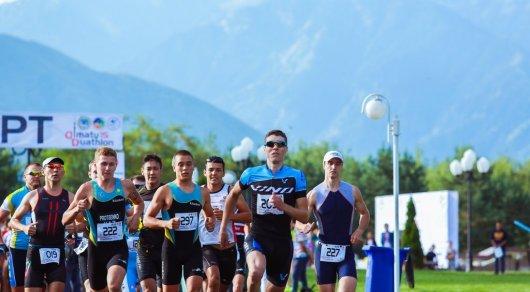 Первый открытый чемпионат Казахстана по триатлону пройдет на Капчагайском водохранилище
