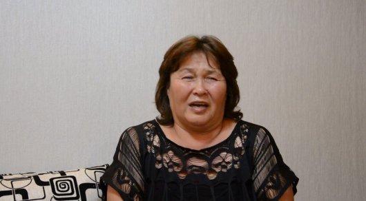 Мать изнасилованной в Есике девушки выступила с видеообращением