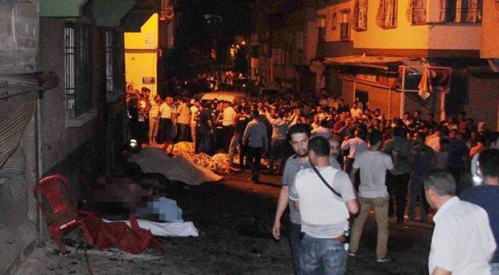 Взрыв на свадьбе в Турции устроил подросток