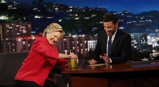 Хиллари Клинтон опровергла слухи собственном плохом самочувствии