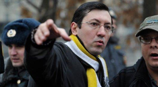 Мещанский суд признал виновным националиста Поткина