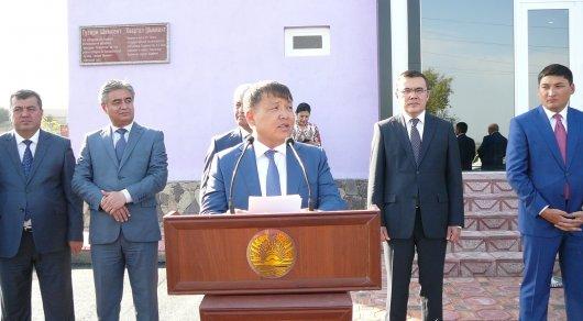 В таджикском городе появился свой