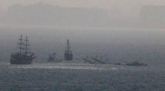 Туристическое судно потерпело крушение уберегов Антальи, пострадала одна россиянка