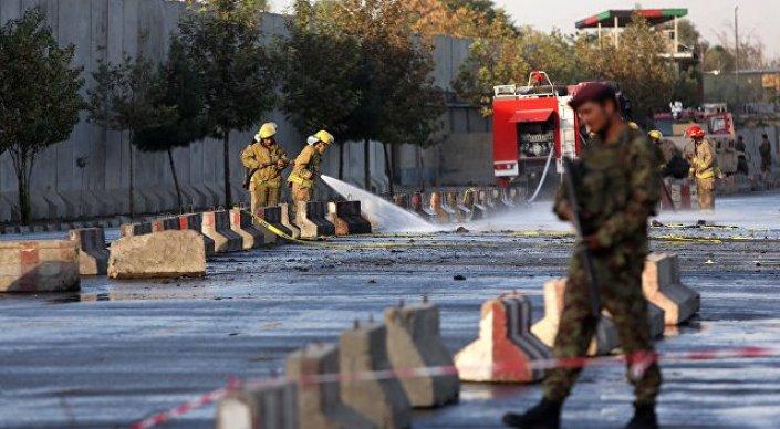 Двойной теракт в Кабуле: Погибли 30 человек, 90 ранены