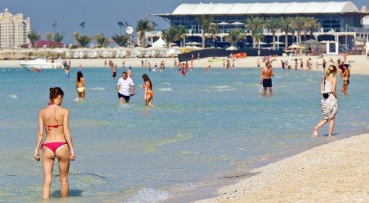 Людей напляжах Дубая будут спасать роботы