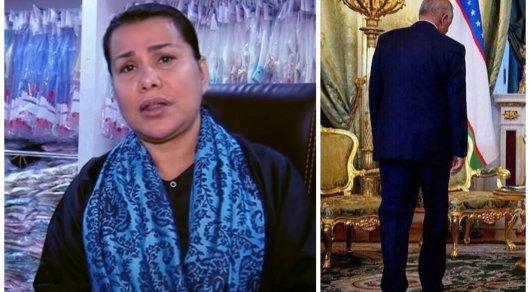 Юлдуз Усманова записала эмоциональный ролик в связи с уходом Ислама Каримова