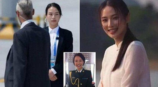 Китаянку признали самым красивым телохранителем саммита G20
