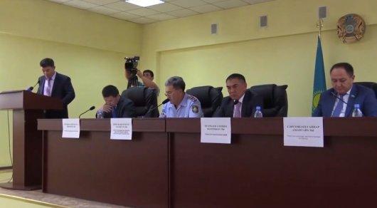 ВТуркестане вшкольной разборке сострельбой пострадали три человека