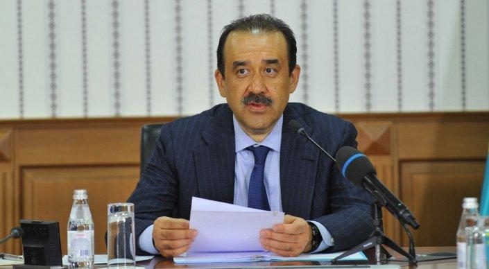 Назарбаев назначил Масимова главой КНБ. Сагинтаев временно назначен премьер ...