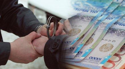 Акима одного из сел Жамбылской области подозревают в получении взятки