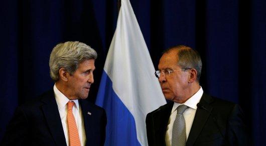 Лавров иКерри после 13 часов переговоров согласовали план поСирии