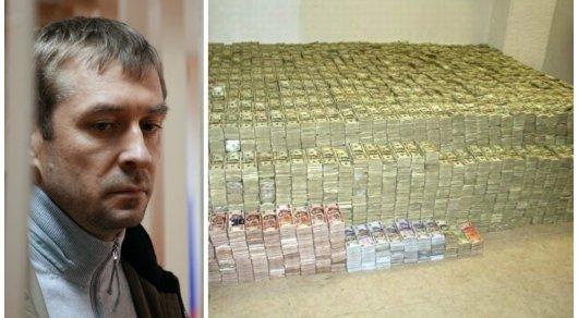 СКР узнает происхождение изъятых поделу Захарченко 8 млрд руб.