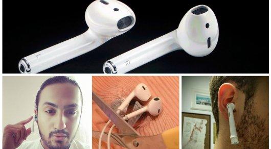 Spigen показала шнурок для наушников Apple AirPods