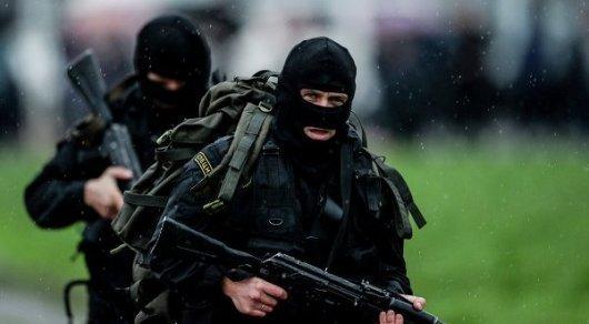 Уубитого вИзбербаше боевика отыскали видео расстрела полицейских вСергокале