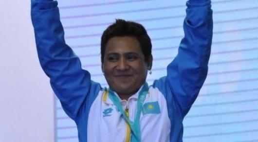 Раушан Койшыбаева завоевала серебро наПаралимпиаде вРио