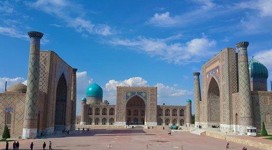 Назарбаев прибыл в Самарканд почтить память Ислама Каримова