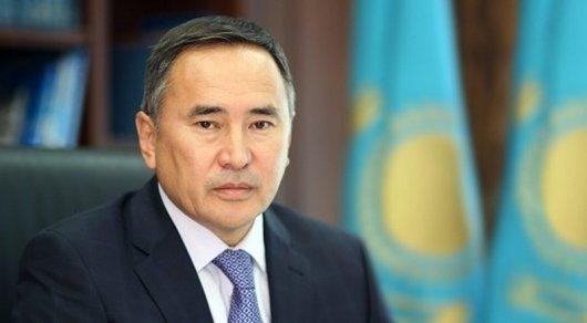 Тасмагамбетов освобожден отдолжности министра обороны, назначен заместителем премьера— указ