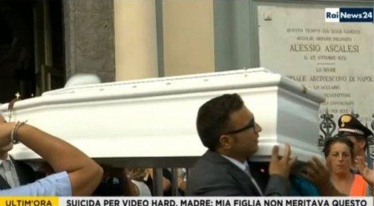 Итальянка покончила ссобой после публикации еесекс