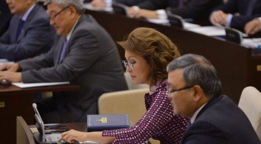 Дочь президента Казахстана избрана главой комитета сената помеждународным делам