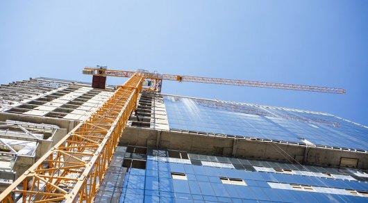 При падении с20 этажа погибли два студента— ДВД Астаны