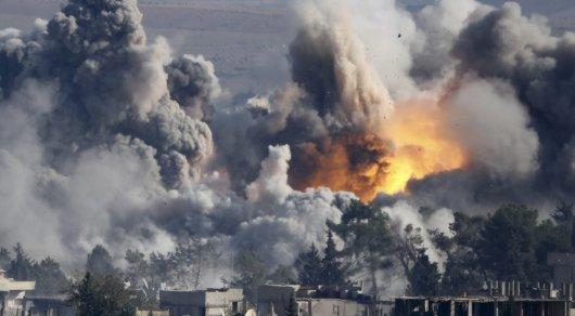 Москва экстренно созывает Совбез ООН после авиаудара коалиции попозициям армии Сирии
