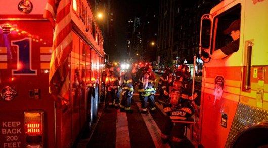 Взрыв на Манхэттене: Обнаружено возможное второе взрывное устройство