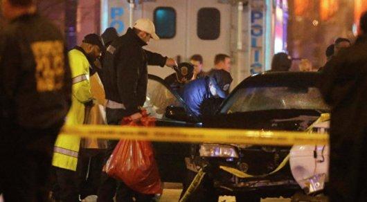 Мужчина с ножом ранил восемь человек в торговом центре в Миннесоте