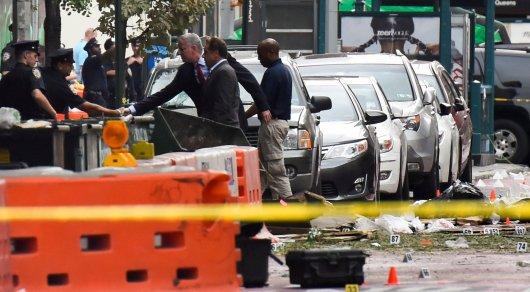 Бомбы в Нью-Йорке и Нью-Джерси изготовил один человек - СМИ