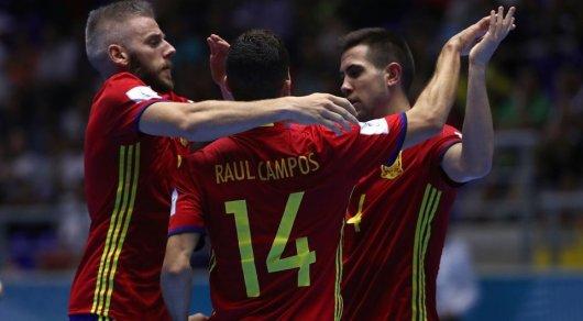 Казахстан вышел вплей-офф чемпионата мира, забив 10 голов Соломоновым Островам