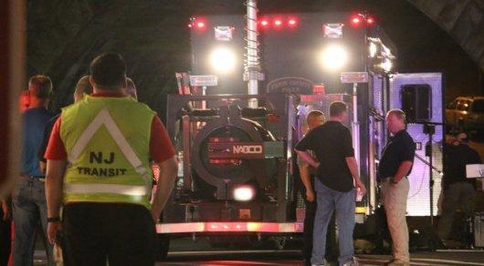 В Нью-Джерси в районе железнодорожной станции прогремел новый взрыв