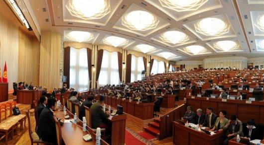 Президент Кыргызстана поддержал референдум по изменению Конституции страны