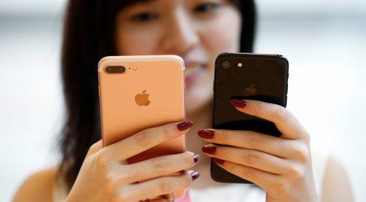 Деньги за iPhone 7 казахстанцы приносили мешками