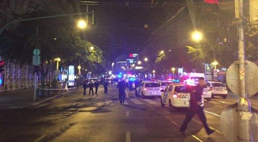 Мощный взрыв прогремел в центре Будапешта
