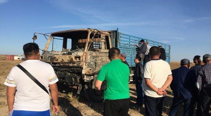 Арестованы подозреваемые в убийстве трех братьев в Алматинской области