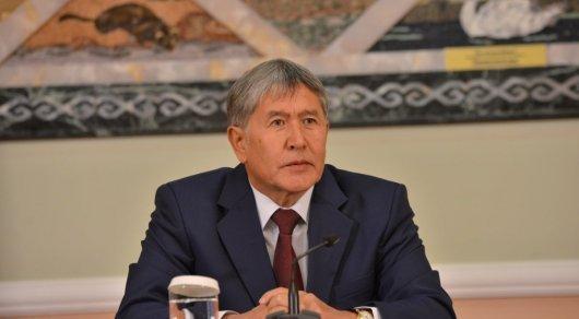 Президент Кыргызстана может быть выписан из больницы в конце недели