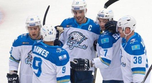 Астанинский «Барыс» переиграл навыезде «Сочи» вматче постоянного чемпионата КХЛ