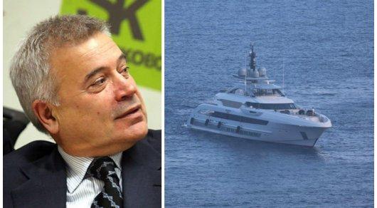 Яхта российского миллиардера признана лучшей в мире