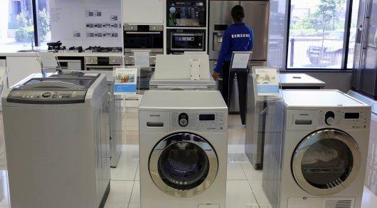 В США предупредили о возможных взрывах стиральных машин Samsung