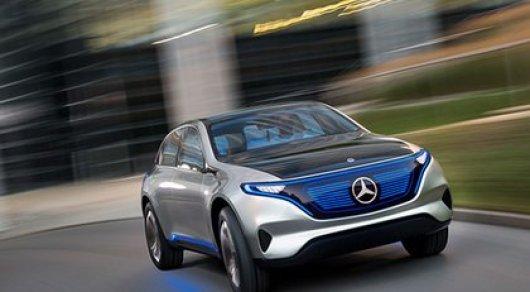 Mercedes представил конкурента Tesla