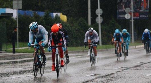 Объявлены победители велогонки